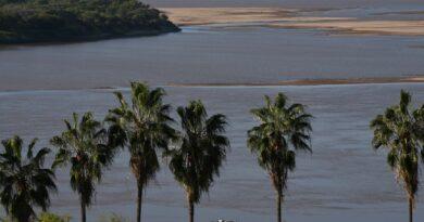 Preocupa la bajante del Río Paraná en plena cosecha gruesa